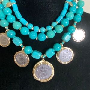Brand new gorgeous Chico's necklace.